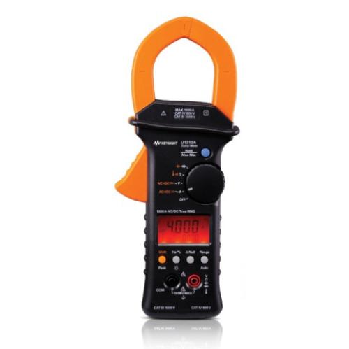 Handheld Clamp Meters U1210 Series